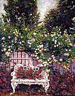 美轮美奂玫瑰花装饰画