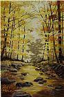 秋季在田纳西州装饰画