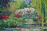 - 春天花园池