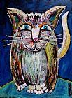 加托Travioso噶Hulegan猫强盗装饰画
