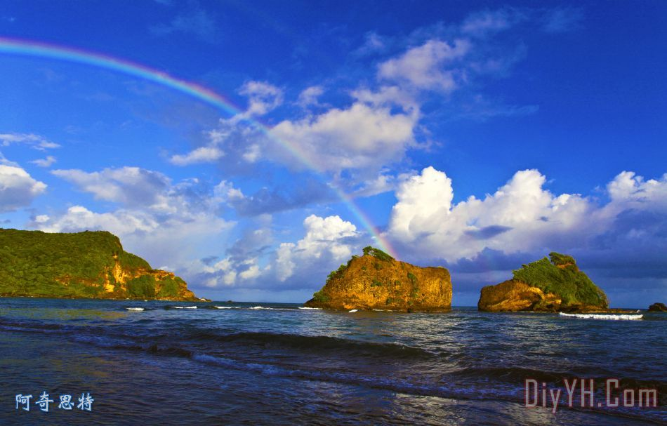 欢乐彩虹 - 欢乐彩虹装饰画