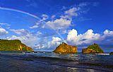 欢乐彩虹装饰画