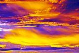 夕阳的颜色装饰画集5834