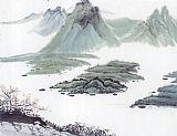 山水画13装饰画
