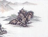 山水画16装饰画