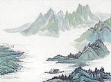 山水画17装饰画