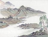 山水画18装饰画