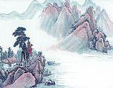 山水画19装饰画