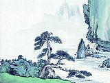 山水画20装饰画