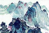 山水画27书房装饰画