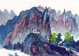 山水画36装饰画