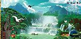 最新款 山水风景装饰画