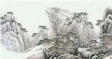 山水风景中堂画装饰画