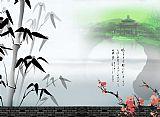 水墨中国画装饰画集5837