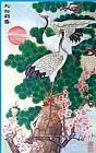 仙鹤图装饰画