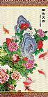花开富贵装饰画