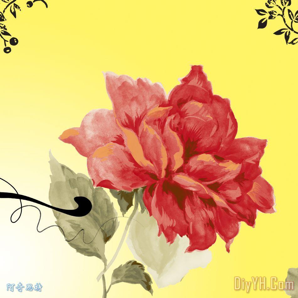 微信头像唯美风景 花朵 玫瑰