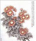 秋菊图装饰画