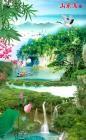 青山 - 山水画