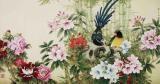 花鸟国画装饰画
