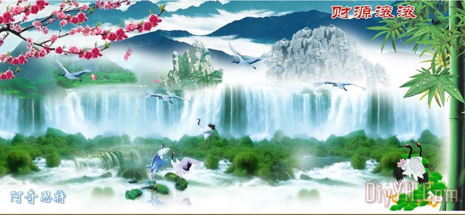 山水风景 - 山水风景装饰画