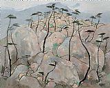 崂山松石装饰画