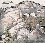 普陀山装饰画